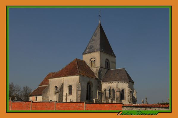 BANNES ( Marne )