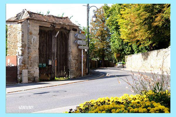 Santeny ( Val-de-Marne )