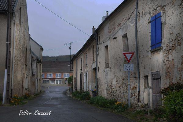 GLAND ( Aisne ) Photo Didier Simonnet