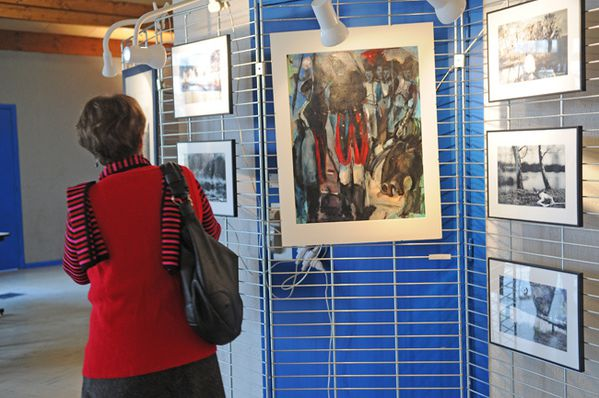 SANTENY, exposition-conférence FARINE------------