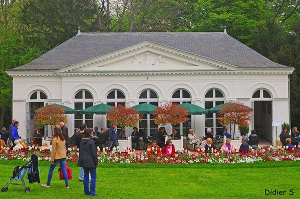 Orangerie du parc Caillebotte
