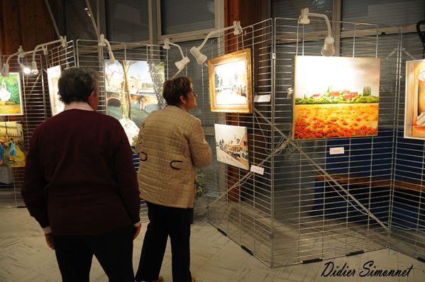 Expo Santeny mars 2012..