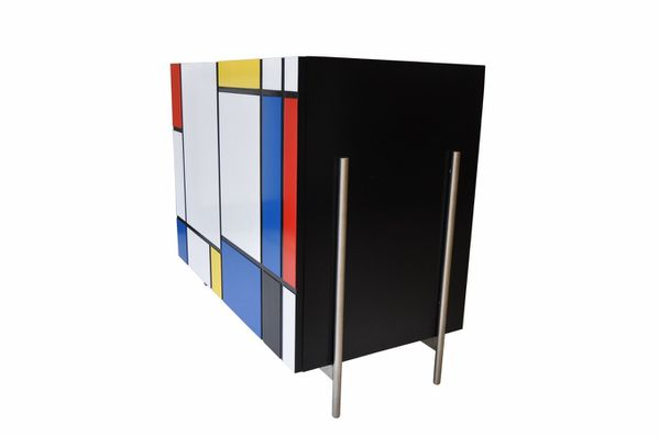 Le corbusier mondrian gustavodesign - Copie meubles design ...
