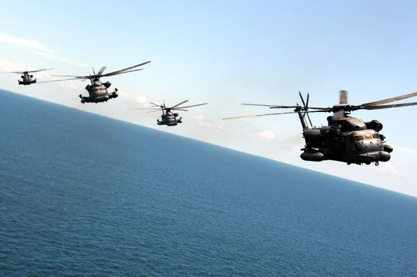 mh-53-Pave-Low-Over-Water