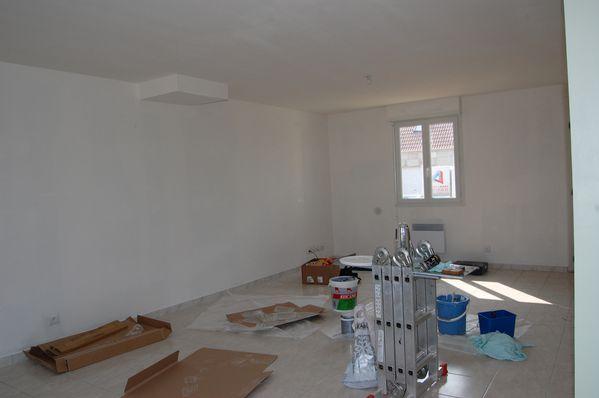 travaux dans la maison le blog de laetitia et jean. Black Bedroom Furniture Sets. Home Design Ideas