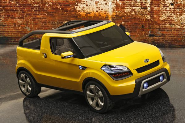 Kia Soulster concept