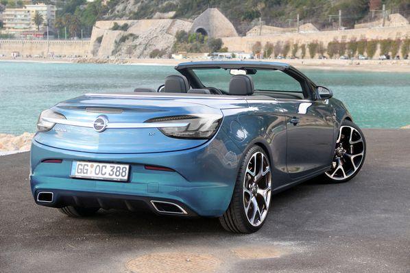 Opel Cascada OPC AR