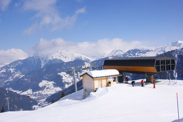 Le Planay areches ski neige1 (2)
