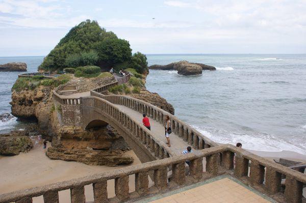 Biarritz ilot petit pont3