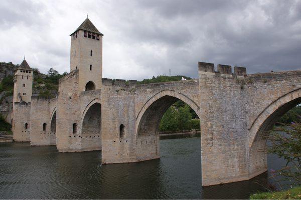 Cahors pont valentre-diable3