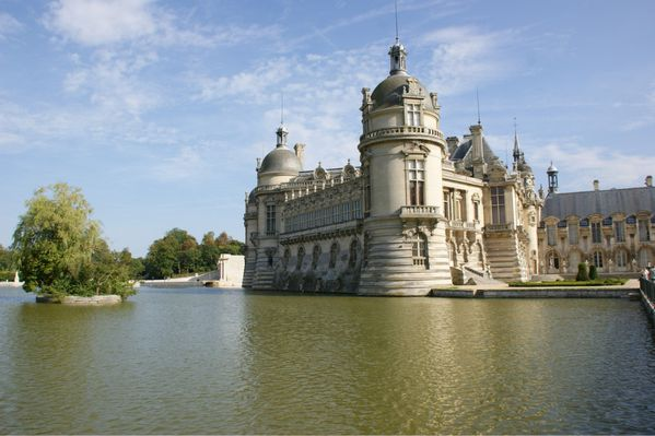 Chateau chantilly (65)