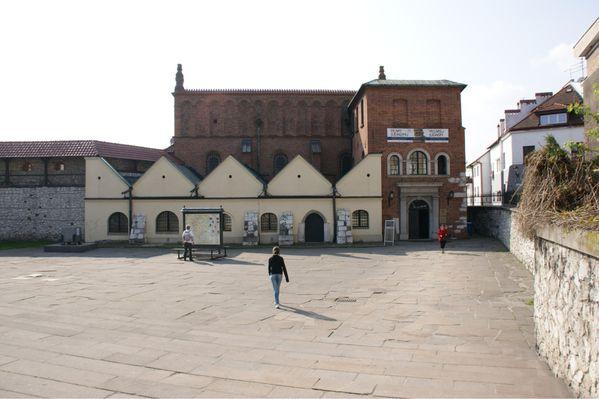 Cracovie kazimierz Synagogue Stara [Szeroka 24] pologne (19