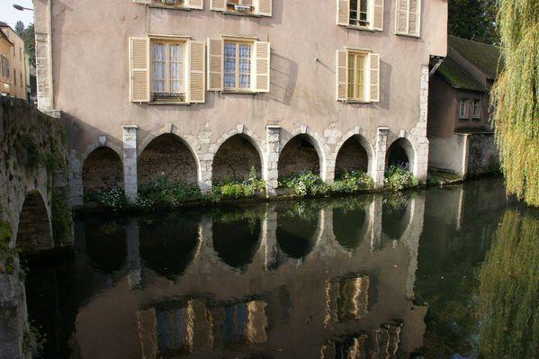 chartres riviere eure rue de la Foulerie (2)
