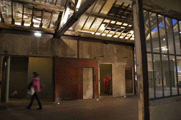 Lyon institut freres lumiere photographie hangar