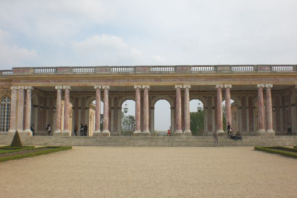 Versailles le grand trianon voyagesvoyages - Residence grand siecle versailles ...