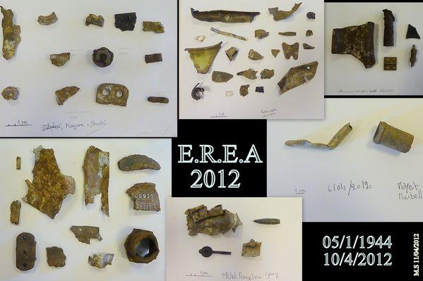 EREA Animation Guerre 2012