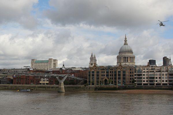 Les Gardiens de la Galaxie - Photo Tournage Londres 04