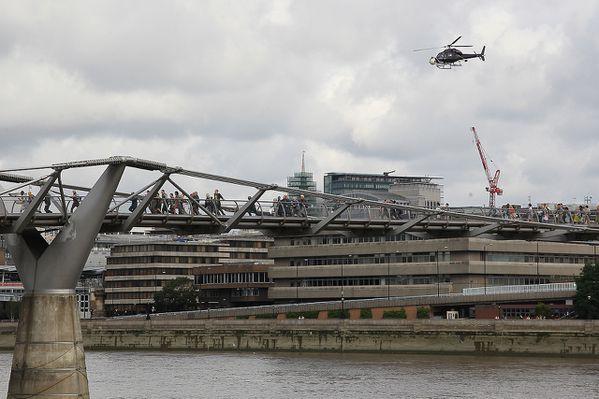 Les Gardiens de la Galaxie - Photo Tournage Londres 09