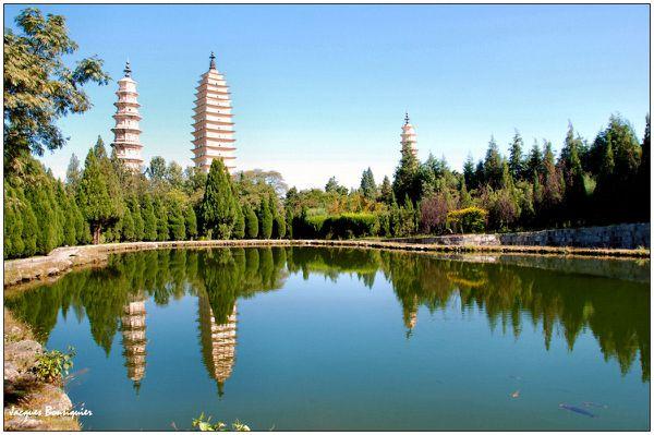 DALI Les trois pagodes 11