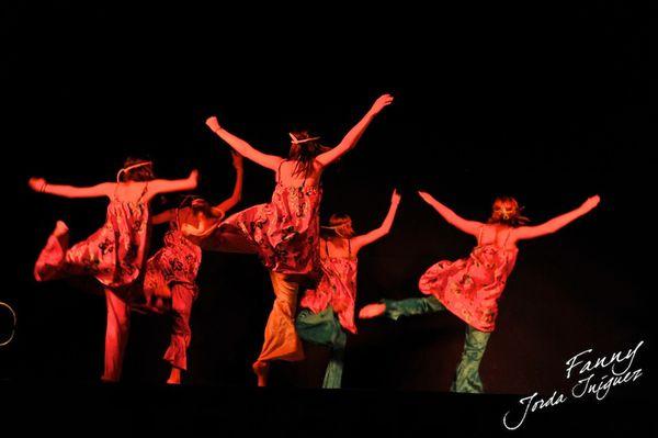 Forum Danse Lucy 1