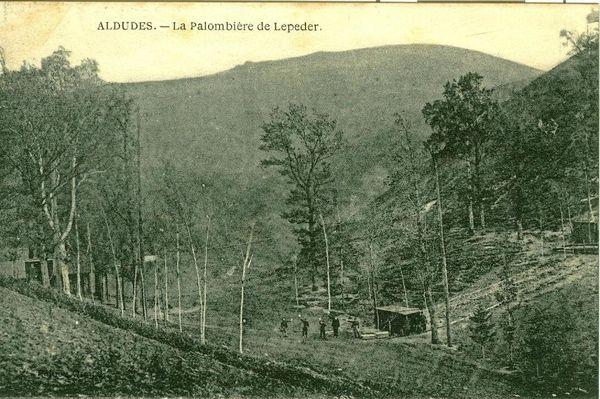 Aldude 4 Palombière Picabéa