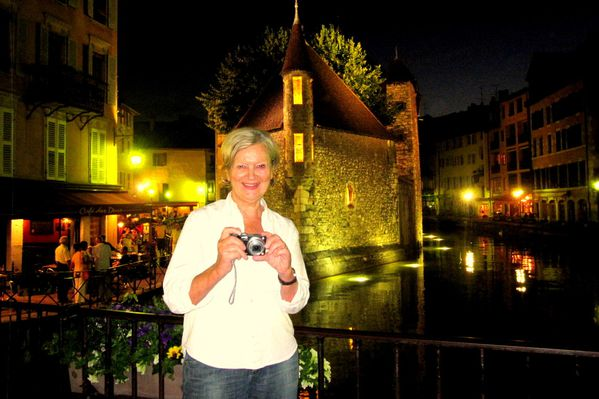 Annecy histoire 1696 Maria