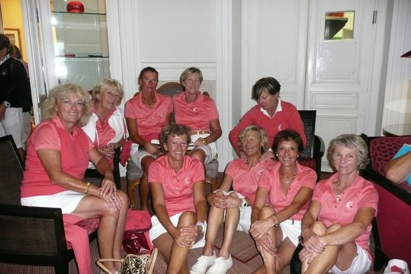 2013 Les Ladies au Golf Club de Monte Carlo