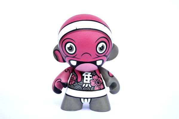 Mini Munny custom by Fakir