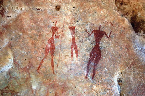 Tassili fresques (14)