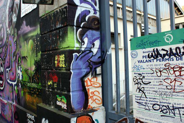 252 rue des pyrenees 75020 30 mars 2010