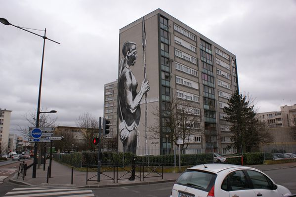 street art graffitis fresques murales 94400 vitry sur. Black Bedroom Furniture Sets. Home Design Ideas