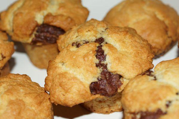 muffins nutella (1)