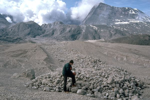 MSH80_USGS_scientist_examines_pyroclastic_flow_05-30-80.jpg