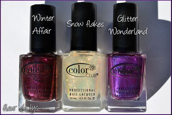 Color Club Winter Affair Collection