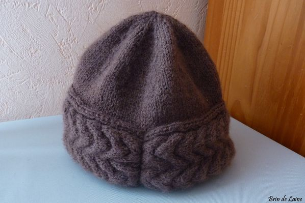 Bonnet marron 1