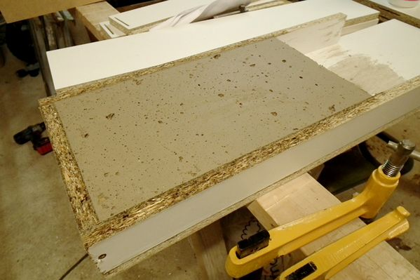 decoffrage essai beton