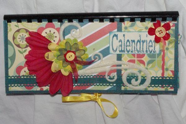 calendrier Candice