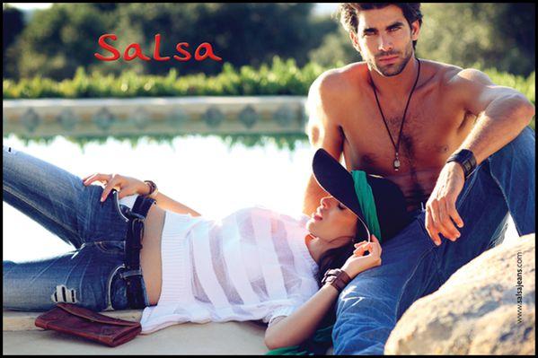 Salsa Jeans campagne publicitaire printemps-été 2012 - 5