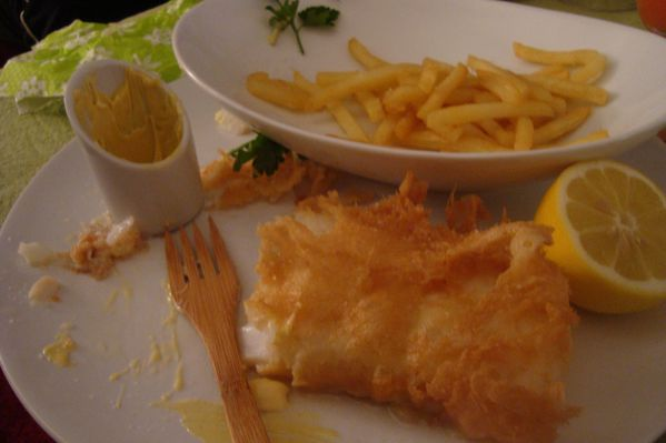 fish chips la vraie p 226 te 224 friture anglaise cuisine