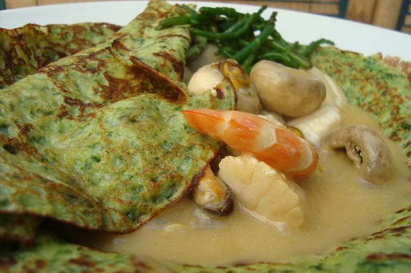 crepes fines herbes 2