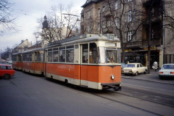 copie tram berlin 1961 a