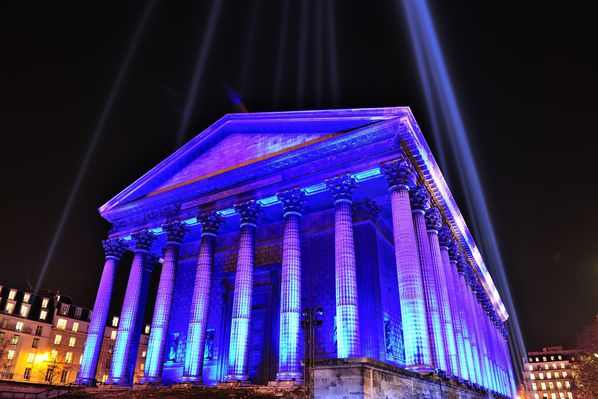 paris by night nikon d3x