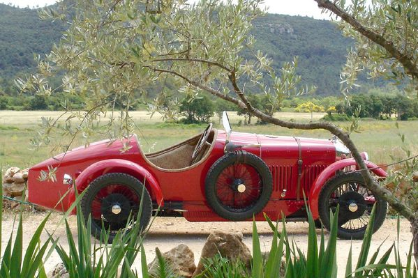 Amilcar CGSS Provence