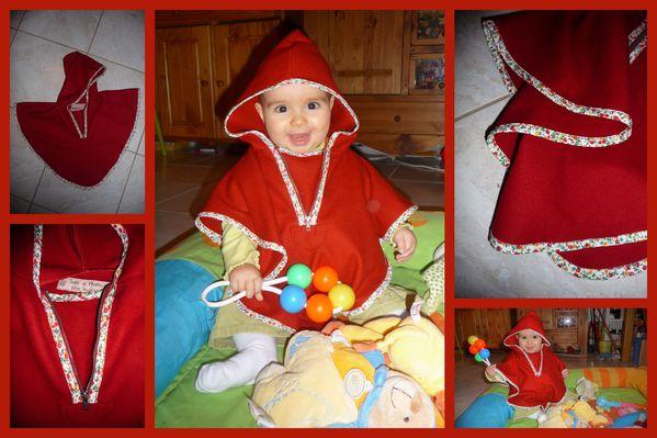 cape rouge Juliette