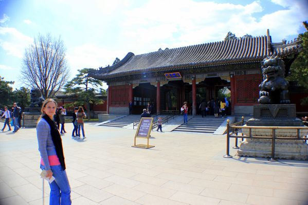 Pekin - Summer palace (1)