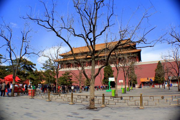 Pekin - forbidden City (1)