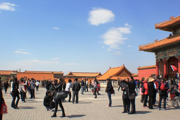 Pekin - forbidden City (10)
