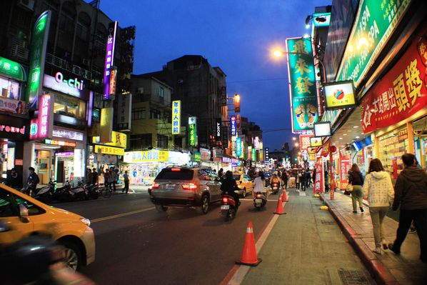 Taipei Night Market (1)