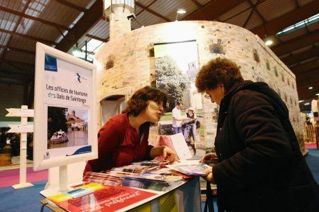 Coup de coeur pour la charente maritime au salon du for Salon international du tourisme rennes
