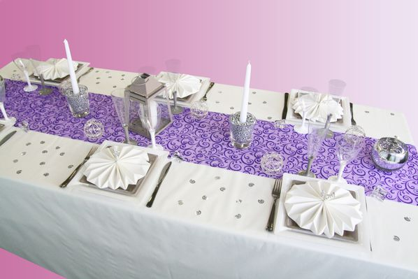 Decoration de table mariage decoration mariage astuces for Decoration kabyle
